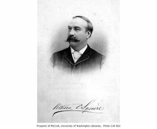 Watson C. Squire