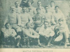 "1892 Seattle Athletic Club ""Blue Diamonds"""