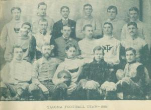 1891 Tacoma Athletic Club