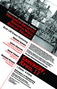 Labor Archives Event 2015 3