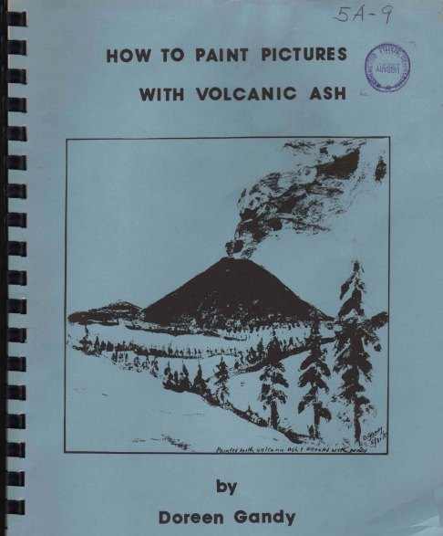 How to Paint Pictures with Volcanic Ash